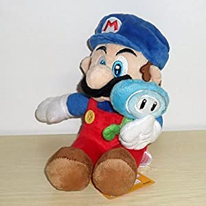 ice mario plush - photo #21