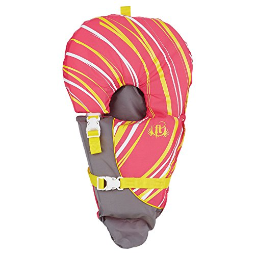 Full Throttle Infant Baby-Safe Life Vest, Pink (Type Ii Infant Life Jacket compare prices)