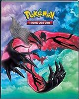 Ultra-pro - 84708 - Cartes À Collectionner - Cahier Range-cartes A5 Pokémon Noir Et Blanc Xy 1