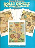 img - for Dolly Dingle Playtime Postcard book / textbook / text book