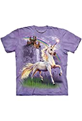 The Mountain Unicorn Castle T-Shirt