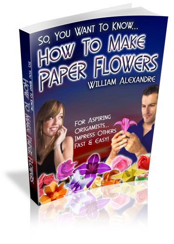 Fun with Origami Paper Flowers (Volume 2)
