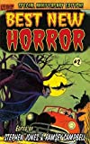 img - for 25th Anniversay Edition BEST NEW HORROR #2 [Trade Paperback] Edited by Stephen Jones & Ramsey Campbell book / textbook / text book