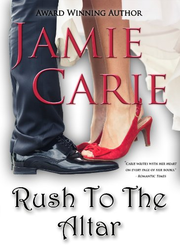 Rush to the Altar by Jamie Carie ebook deal