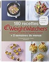 180 RECETTES WEIGHT WATCHERS POUR MANGER EQUI
