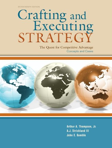 Crafting & Executing Strategy: The Quest for...