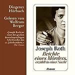 Beichte eines Mörders, erzählt in einer Nacht | Joseph Roth