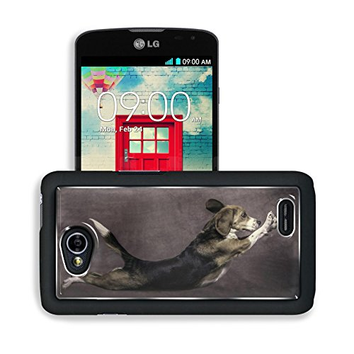 Animals Cute Dogs Jumping Play Lg Optimus L70 Dual D325 Snap Cover Premium Aluminium Design Back Plate Case Open Ports Customized Made To Order Support Ready 5 2/16 Inch (130Mm) X 2 12/16 Inch (70Mm) X 11/16 Inch (17Mm) Msd L70 Professional Cases Accessor front-1039758