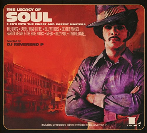 The Legacy Of Soul [3 CD]