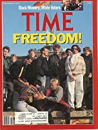 Time Magazine 1989.11.20 by Time Magazine