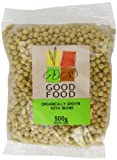Good Food Pre-packed Organic Soya Beans (Pack of 10)