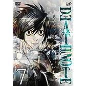 DEATH NOTE Vol.7 [DVD]