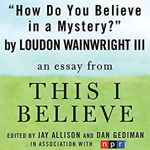 this i believe essays amazon A new collection of inspiring personal philosophies from another noteworthy group of peoplethis second collection of this i believe essays gathers seventyfive essayists—ranging from famous to previously unknown—completing the thought that begins the book's title.