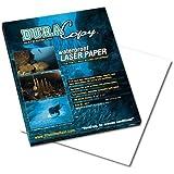 "Duracopy Waterproof Laser Paper-8 1/2""X 11"" -100 Sheets"
