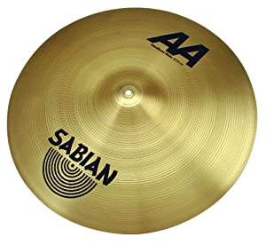Sabian 20-Inch AA Medium Ride Cymbal