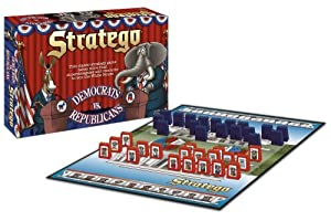 USAopoly Democrats vs Republicans Stratego