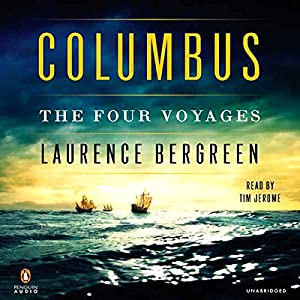 Columbus: The Four Voyages | [Laurence Bergreen]