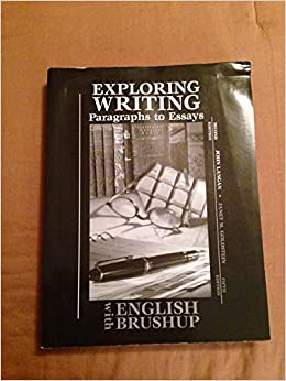 exploring writing paragraphs and essays 3rd edition Exploring writing has 25 ratings and 1 review jonathan said:  exploring writing : paragraphs and essays  this book is not yet featured on listopia add this.