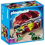 Playmobil 4802 Shell with Cannon