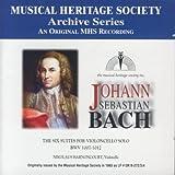 Nikolaus Harnoncourt Bach: The Six Suites for Solo Violincello (UK Import)
