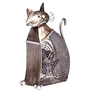 Amazon.com - Small Decorative Cat Fan - Electric Household