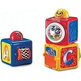 Fisher-Price 74121 - Cubi da gioco