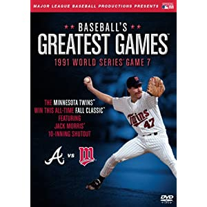 Baseballs Greatest Games 1991 Series movie