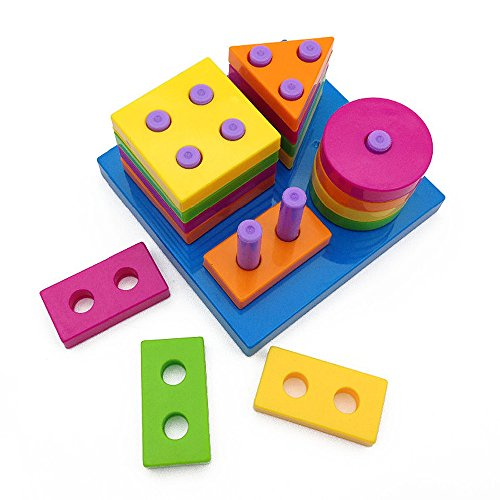 wishtime-shape-sorting-board-and-stacking-baby-funny-specialty-learn-play-developing-plan-geometric-
