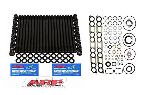 03-07 Ford Powerstroke Diesel 6.0L Custom ARP Head Stud Kit & Intake Manifold Gasket Installation Kit - F250 F350 F450 F550 Super Duty - Bundle
