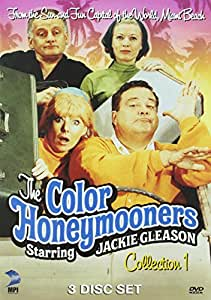 Honeymooners V1 Color Collecti