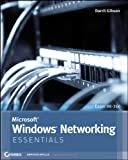 img - for [ Microsoft Windows Networking Essentials ] By Gibson, Darril ( Author ) [ 2011 ) [ Paperback ] book / textbook / text book