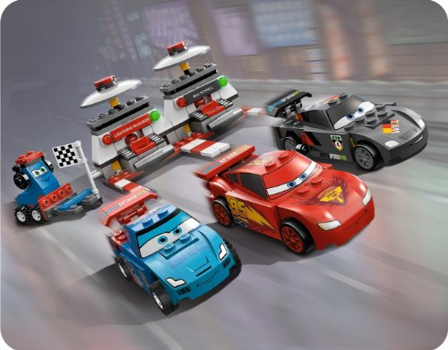 jeux de construction lego cars 9485 jeu de construction la course ultime big sale. Black Bedroom Furniture Sets. Home Design Ideas