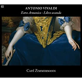 Vivaldi: Estro Armonico - Libro secondo