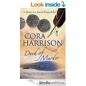 Deed of Murder (A Burren Mystery Book 7)