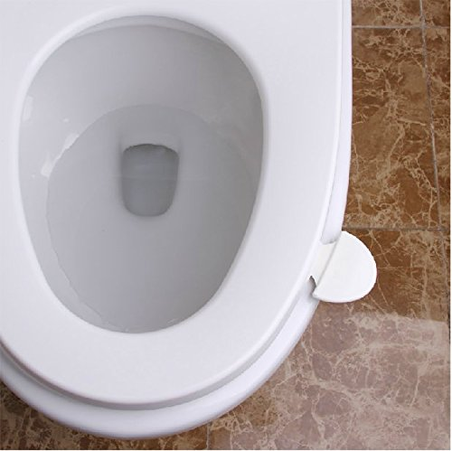 Toilet Seat Lifter Handle Hygienic Clean Avoid Touch Lift