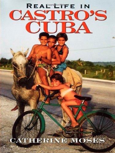 Vie réelle dans la Cuba de Castro (Silhouettes de l'Amérique latine)