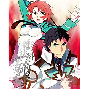 【Amazon.co.jp限定】魔法科高校の劣等生 入学編 2(完全生産限定版)(オリジナルステッカーver.2付き) [Blu-ray]