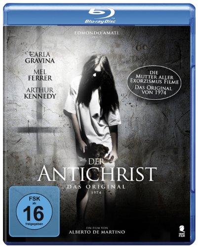 Der Antichrist - Das Original [Blu-ray]