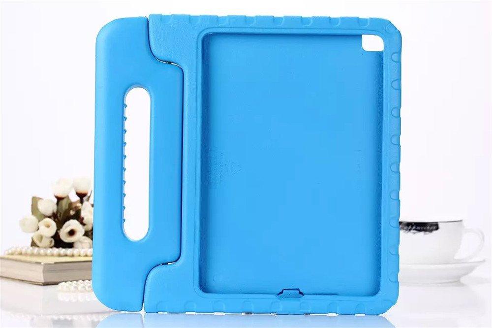COLJOY Soporte Antichoque Forro Infantil Funda protectora para Apple iPad Air 2 / iPad 6th, azul  Informática revisión y más información