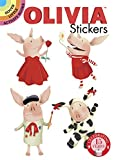 img - for Olivia Stickers (Dover Little Activity Books Stickers) book / textbook / text book