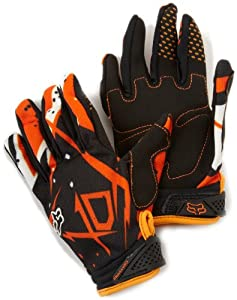 Fox Racing Youth Dirtpaw Undertow Gloves - Youth X-Small (4)/Orange