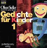 Gedichte f�r Kinder, Audio-CDs, Tl.1