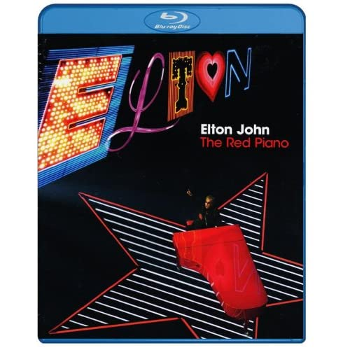 Elton John: The Red Piano [2008 г., Pop, Blu-Ray]