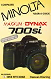img - for MINOLTA DYNAX/MAXXUM 700SI (Hove User's Guide) book / textbook / text book