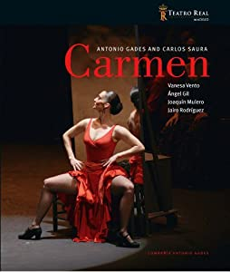 Gades Saura Carmen Teatro Real Tr97004bd Blu-ray by Teatro Real