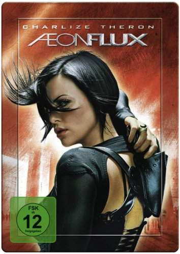 Aeon Flux (limited Steelbook Edition)
