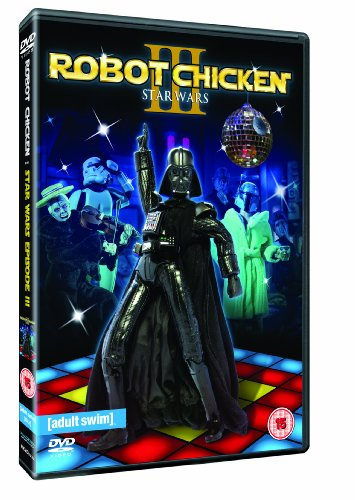 Robot Chicken Star Wars Episode 3 [Adult Swim] [DVD]