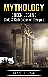 Mythology- Greek Legends & Gods & Goddesses of Olympus- Greece, King, Lighting