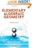 Elementary Algebraic Geometry: Second Edition (Dover Books on Mathematics)
