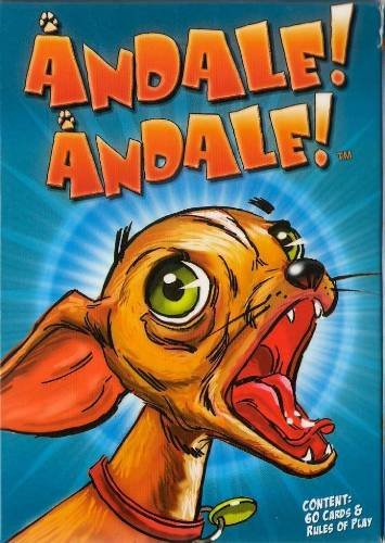 MGA Entertainment - Andale Andale Card Game